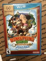 Donkey Kong Country: Tropical Freeze (Select) Wii-U New Nintendo Wii U, Wii U
