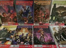 GUARDIANS of the GALAXY: Complete Set #0-27+, MARVEL, Details Inside!