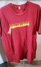 Men's tee 2XL Washington Redskins