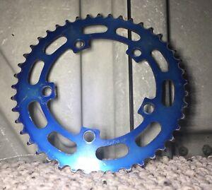 Sugino Chainring Blue Vintage BMX From 1983 Schwinn Predator