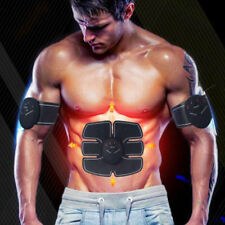 Smart Electric Abdominal Muscle Trainer Stimulator Massager for Fitness Gym US
