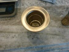 Brizo Bar/Prep Sink Flange & Strainer Brass