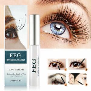 FEG Eyelash Growth Enhancer Natural Medicine Treatments Lamination Mascara