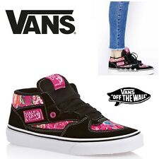 VANS. ZAPATILLAS Half Cab Multi floral. EU 40,5. Shoes Sneakers  US 8.UK 7. NEW!