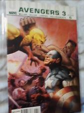Ultimate Avengers 3 issue 6  marvel comic