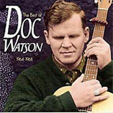 The Best of Doc Watson: 1964-1968 by Doc Watson (CD, Apr-1999, Vanguard)