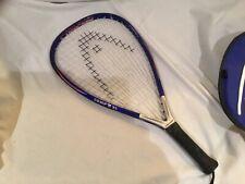 Head Comp G XL Racketball Tennis Racket Sudsy Monchik Pyramid V 3 5/8 w/Case