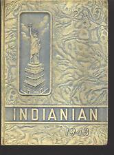 Montpelier IN Montpelier High School yearbook 1943 Indiana(includes grades 7-12)