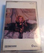 MARTINE ST-CLAIR Tape Cassette CE SOIR L AMOUR EST DANS TES YEUX 1986 ADM-5-4004