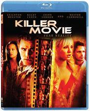 Killer Movie  (Blu-ray) Leighton Meester, Kaley Cuoco  NEW