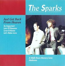 The Sparks: just got back from Heaven/CD