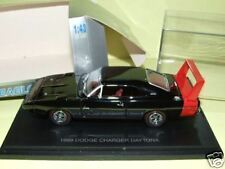 DODGE CHARGER DAYTONA noir 1969 Universal Hobbies