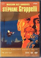 DVD Stéphane GRAPPELLI Live from Warsaw Jazz Jamboree 1991 Stephane McCoy Tyner