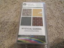 MYSTICAL GARDEN Cartridge For Cricut Imagine Machine ~ 20 Patterns ~ NEW