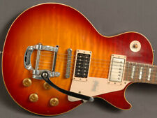 Gibson Les Paul 1959 Reissue w/Bigsby Lightly Aged Vintage Cherry Sunburst