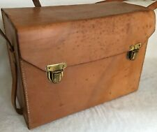 Leather (4x5 in Speed Graphic) Carry Case