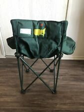 Masters Augusta National Official Spectator Chair Green Golf Pga Folding Bag