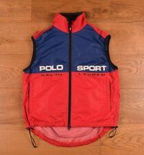 Ralph Lauren Polo Sport Packaway Gilet - Size medium
