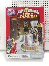 Mega Bloks 5742 Gold Ranger Hero Pack Power Rangers Samurai Retired