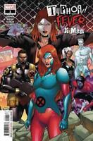 Typhoid Fever X-men #1 Marvel Comic 1st Print 2018 unread NM Iceman Jean Grey