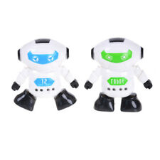 Clockwork Wind Up Running Robot Toy for Kids Developmental Gift Puzzle ToysCS