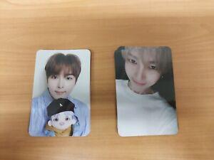 (US seller) super junior kry mini album Yesung Ryeowook yizhiyu photocard