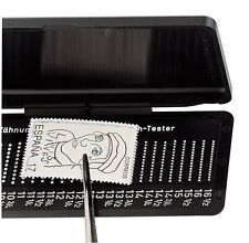 Zähnungsschlüssel combi Box-Super para muy exactamente la zähnung medir