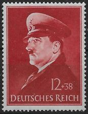 Germany 3rd Reich Mi# 772 MNH 1941 Hitler's 52nd Birthday  **
