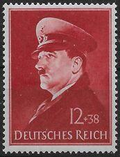 Germany 3rd Reich Mi# 772 MH 1941 Hitler's 52nd Birthday  *