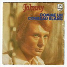 """Johnny HALLYDAY Vinyle 45 tours 7"""" CA NE CHANGE PAS UN HOMME - PHILIPS 866294"""