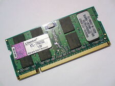 2GB DDR2-667 PC2-5300 200pin KINGSTON LAPTOP KTL-TP667/2G SODIMM RAM MEMORY