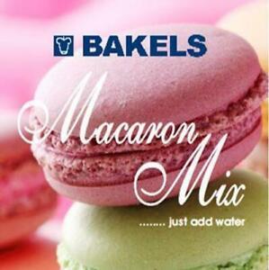 NEW Bakels Macaron Mix 10kg Cake Decorating Cake Baker
