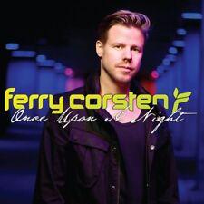 FERRY CORSTEN - ONCE UPON A NIGHT VOL.4 2 CD 27 TRACKS TRANCE/TECHNO/HOUSE NEU
