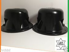 2 Black Replacement  Roof Vent Cap for Rv, Motorhome   Camper or Trailer  New.