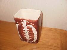 Aviemore pottery, Scotland, studio pottery vase