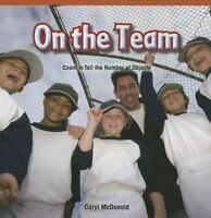 ON THE TEAM - NEW PAPERBACK