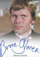 James Bond Classics 2016 Bruce Glover Autograph Card