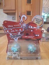 Disney Pixar Cars - Toon - Orderly Pitties #1 & #2