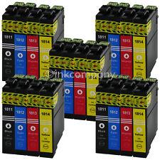 20x XL DRUCKER PATRONEN für EPSON HOME XP30 XP102 XP202 XP405 XP402 XP412 XP425