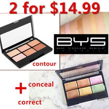 BYS 18 colours Cream Contour Conceal Correct Palette TWO for $14.99