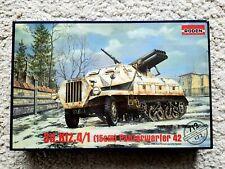 Roden 712 Sd.Kfz. 4/1 (15cm) Panzerwerfer 42 , 1:72 Modellbausatz