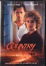 Country (DVD, 2003) Jessica Lange, Sam Shepard  BRAND NEW