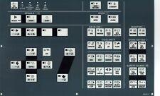 Hitachi Seiki CNC Keypad Membrane, Control Panel - HS1013-2