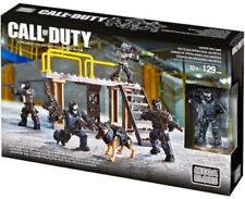 CALL OF DUTY Covert Ops Unit (CNF14) 129PCS MEGA BLOKS Construx VHTF Z28/2