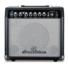 SOUNDSATION CLASSIC 15R amplificatore solid state combo per chitarra nero NUOVO