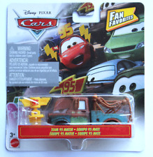 DISNEY PIXAR CARS FAN FAVORITES TEAM 95 MATER SAVE 6% 8% MAT