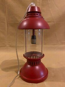 Metal Hanging Lantern Electric Light