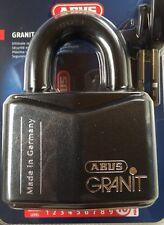 Abus Granit 37RK/70 Vorhangschloß Mit Code Card 2 Schlüssel