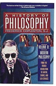 Copleston: History of Philosophy, Volume 9 - Modern Philosophy