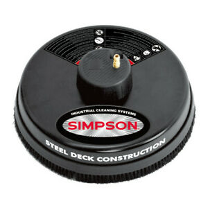 Simpson 80165 15 in. Surface Cleaner New